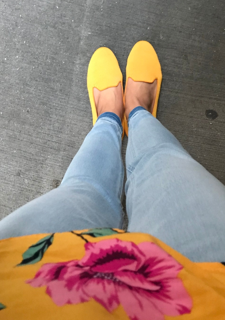 Rothy's washable loafers